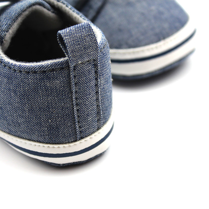 Denim Textured Shoes