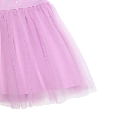 Frozen II © DISNEY Puff Sleeve Dress Tulle for Junior