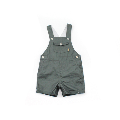 Army Green Dungaree for Infant