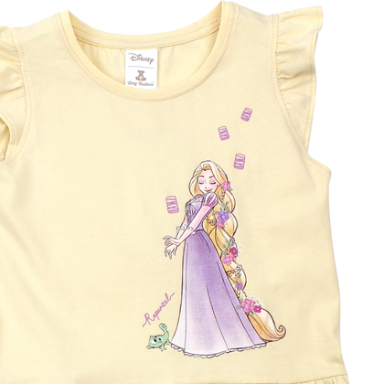 © DISNEY PRINCESS Flutter Sleeve Jersey Dress for Junior