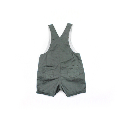 Army Green Dungaree for Toddler