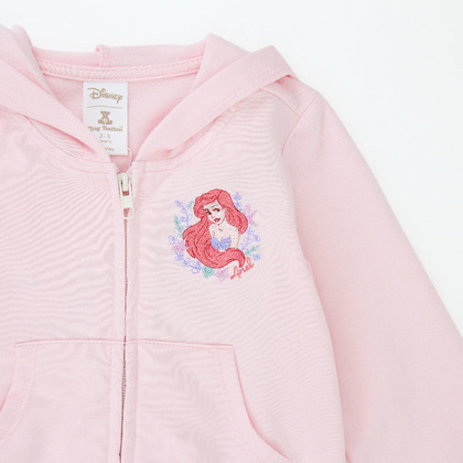 © DISNEY Princess Embroidery Patch Jacket for Toddler