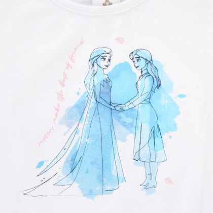 Frozen II © DISNEY Tie-Front T-Shirt for Kids