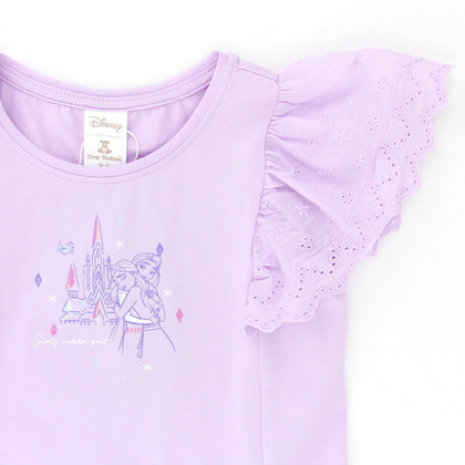 Frozen II © DISNEY Broderie Anglaise Top for Kids
