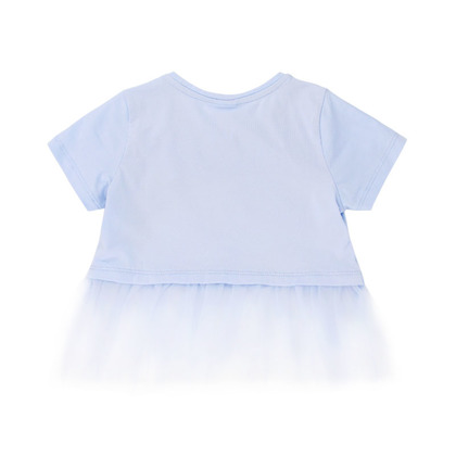 Frozen II © DISNEY Jersey Top with Tulle Detail for Junior