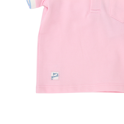 Polo T-Shirt with Embroidery