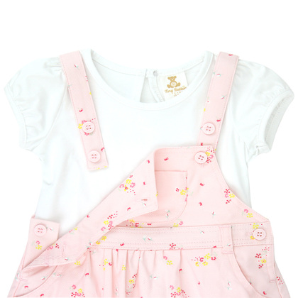 Dungaree Dress for Infant