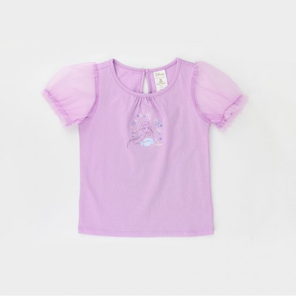 Frozen II © DISNEY Puff Sleeves T-Shirt For Toddler