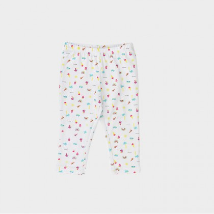 Printed Leggings for Infant