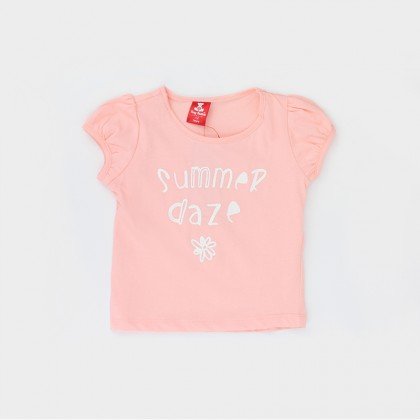 Shimmer Graphic T-Shirt