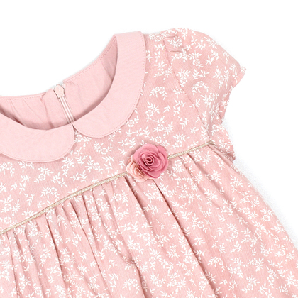 Dusty Pink Party Dress